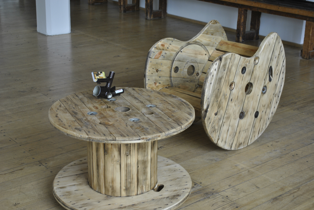Upcycling - Recycling Möbel im Industrie & Vintage Style